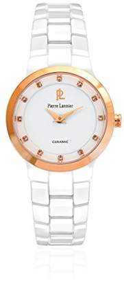 Pierre Lannier Womens Analogue Quartz Watch with Stainless Steel Strap 081J900