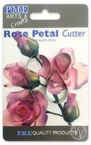 P.M.E. Stainless Steel Rose Petal Cutters, Set of 4