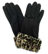 Isotoner Women's Casual Stretch Fleece Gloves A56135