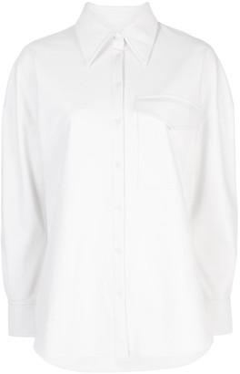 Tibi Relaxed Utility Shirt