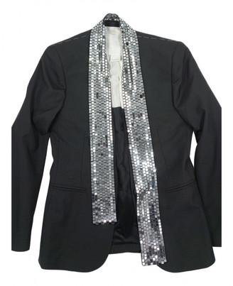 Maison Martin Margiela Pour H&m Black Polyester Jackets