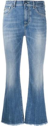 Jacob Cohen Zaira high-rise flared jeans