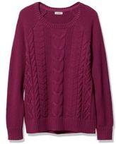L.L. Bean Bailey Island Sweater, Pullover