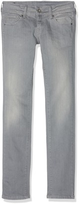 Pepe Jeans Girl's New Saber Jeans