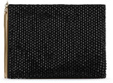Reiss Cindy Embellish Beaded Clutch Bag