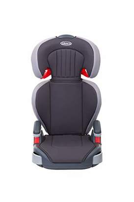 Graco Junior Maxi Highback Booster Seat, Group 2/3, Iron