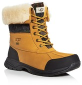 UGG Butte Patchwork Cold Weather Boots
