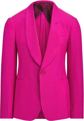 Ralph Lauren Handmade Formal Silk Jacket