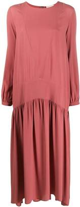 Semi-Couture Semicouture loose-fit flared dress
