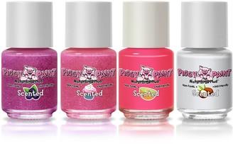 Piggy Paint Scented Sweet Treats Nail Polish -Set of 4