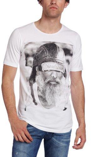 Diesel Men's T-Shave RS Graphic T-Shirt