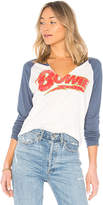 Daydreamer Bowie Diamond Dogs Raglan