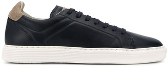 Brunello Cucinelli Low Top Lace-Up Sneakers