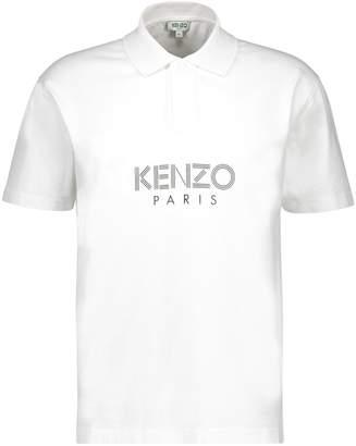 Kenzo Sport cotton polo shirt