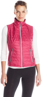 Charles River Apparel Women's Plus-Size Radius Quilted Vest