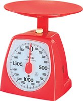 TANITA cooking scale Red 1439-RE-2KG (japan import)