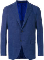 Caruso fitted button waistcoat