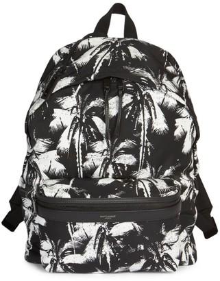 Saint Laurent Palm City Backpack