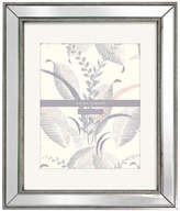 "Laura Ashley 8"" x 10"" Mat Mirror Wall Picture Frame"