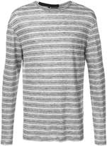 Alexander Wang striped pullover