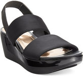Kenneth Cole Reaction Pepe Pot Platform Wedge Sandals
