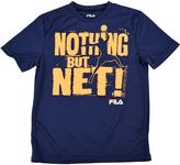 Fila Boys Nothing But Net Graphic T-Shirt