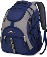 High Sierra Access Backpack in Navy & Charcoal