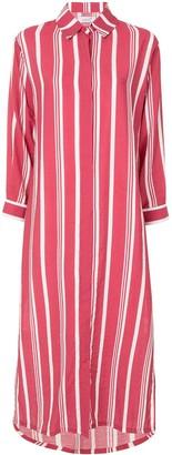 Bambah Long-Sleeved Shirt Dress