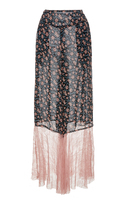 Anna Sui Lilies Of The Valley Pant