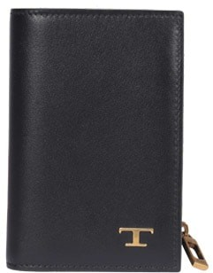 Tod's Tods Logo Cards Holder