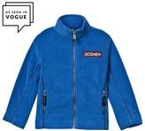 Bogner Blue Alteo Polar Fleece Jacket