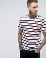 Lee Striped Pocket T-Shirt