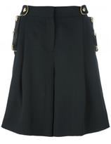 Givenchy military style shorts