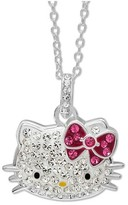 Hello Kitty Fine Jewelry Necklace Sterling