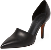Vince Women's Claire Leather D'Orsay Pump