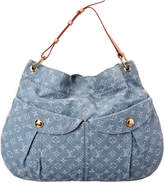 Louis Vuitton Blue Monogram Denim Daily Gm