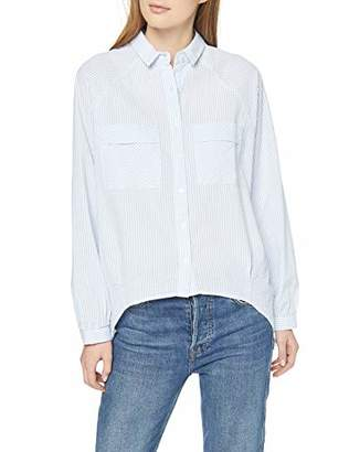 Replay Women's W2220 .000.52086 Blouse,X-Small