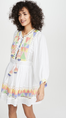 Place Nationale La Boucher Mini Prairie Dress