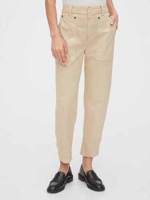 Gap Barrel Khaki Pants