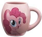 My Little Pony Vandor Oval Ceramic Mug, Pink, 18 oz