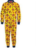 Arsenal F.C. Arsenal FC Official Football Gift Boys Kids Pyjama Onesie Navy