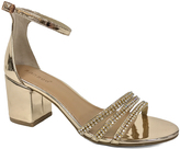 Bamboo Gold Highlight Sandal