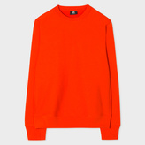 Paul Smith Men's Red Organic-Cotton Sweatshirt