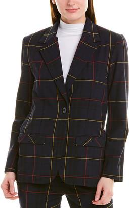 Peace of Cloth Harlow Plaid Jacket