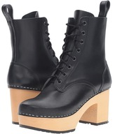 Swedish Hasbeens Lace-Up Boot Women's Lace-up Boots