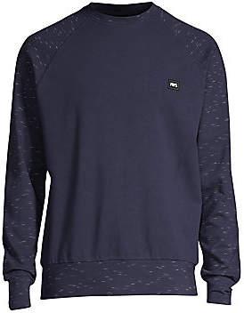 PRPS Men's Habitual Raglan Crewneck Sweatshirt