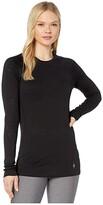 Smartwool Merino 150 Lace Base Layer Long Sleeve (Black) Women's T Shirt