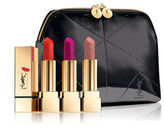 Saint Laurent Rouge Pur Couture Kiss & Love Collector's Trio Set