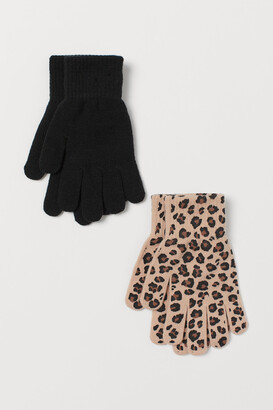 H&M 2-pack Gloves