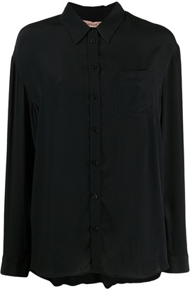 Twin-Set Chest Pocket Shirt